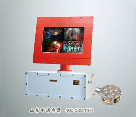 防爆录像机具备安标证,防爆显示器